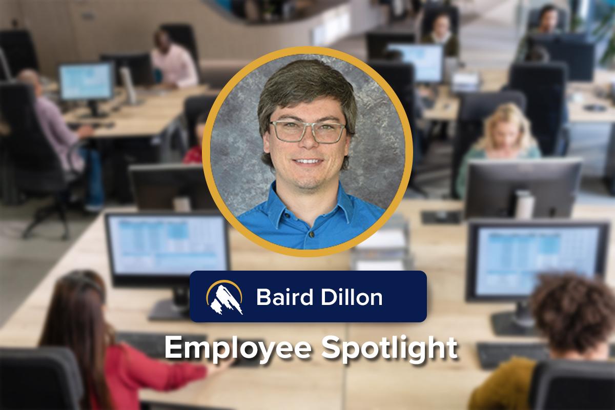 Employee Spotlight: Baird Dillon, Customer Support Team Lead