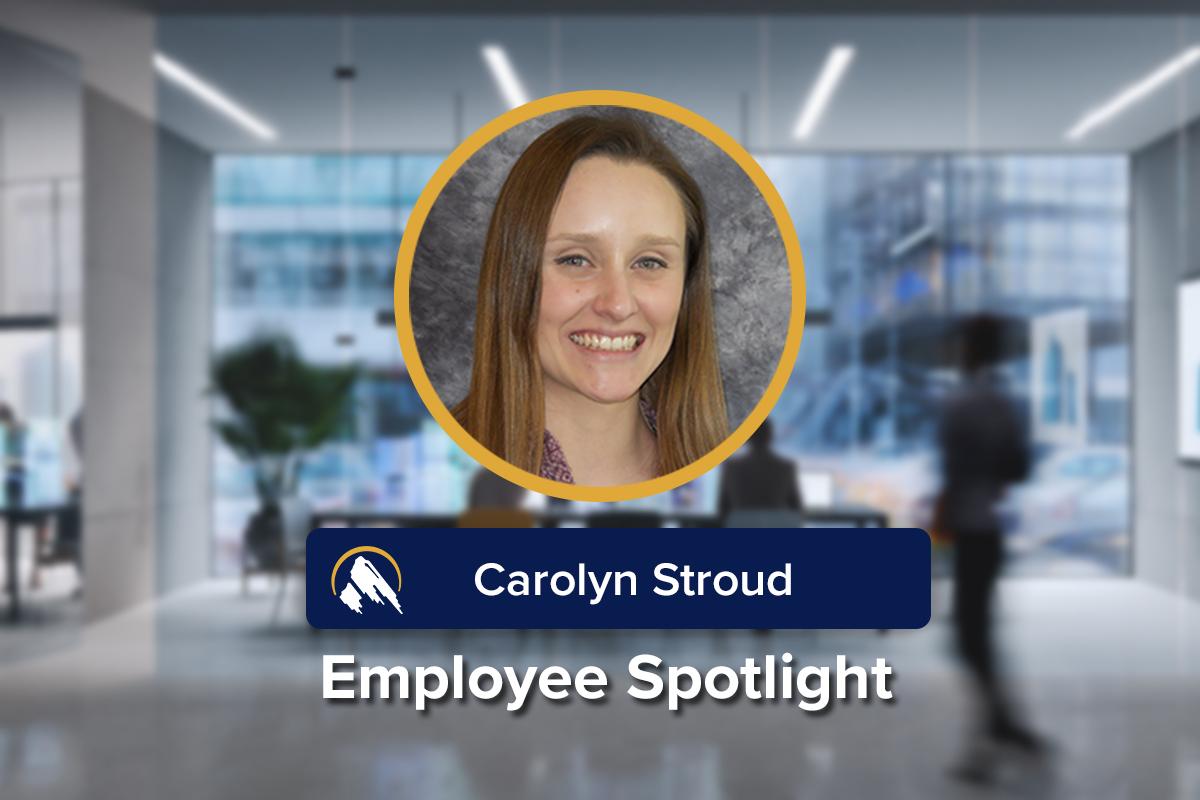 Employee Spotlight on Carolyn Stroud