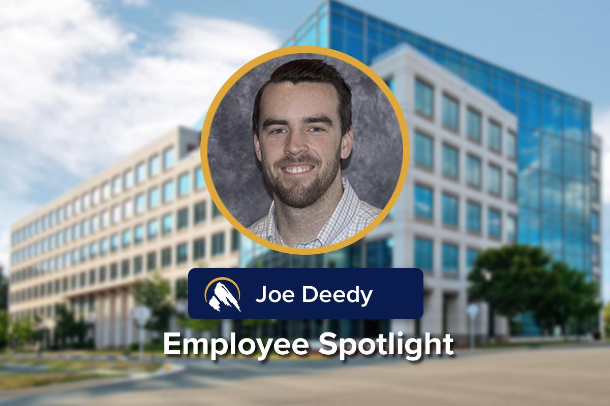 Employee Spotlight on Joe Deedy