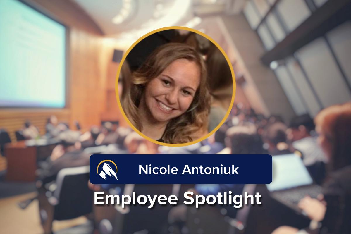 Employee Spotlight on Nicole Antoniuk