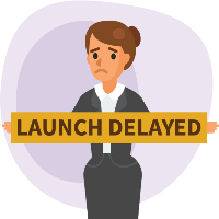 Failed Software Launch