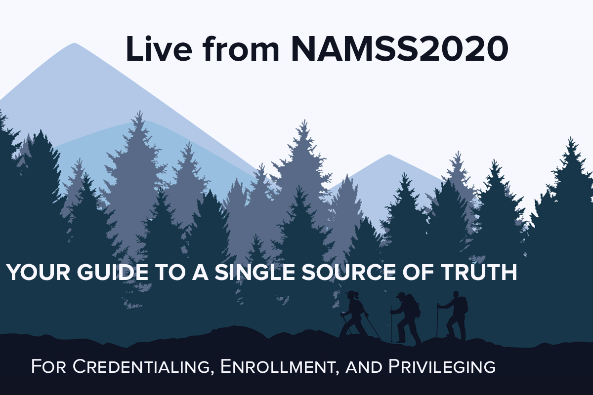 Live from NAMSS2020