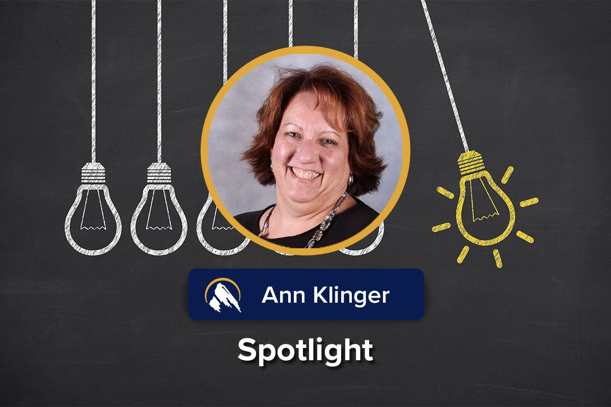 Spotlight on: Ann Klinger, CPCS