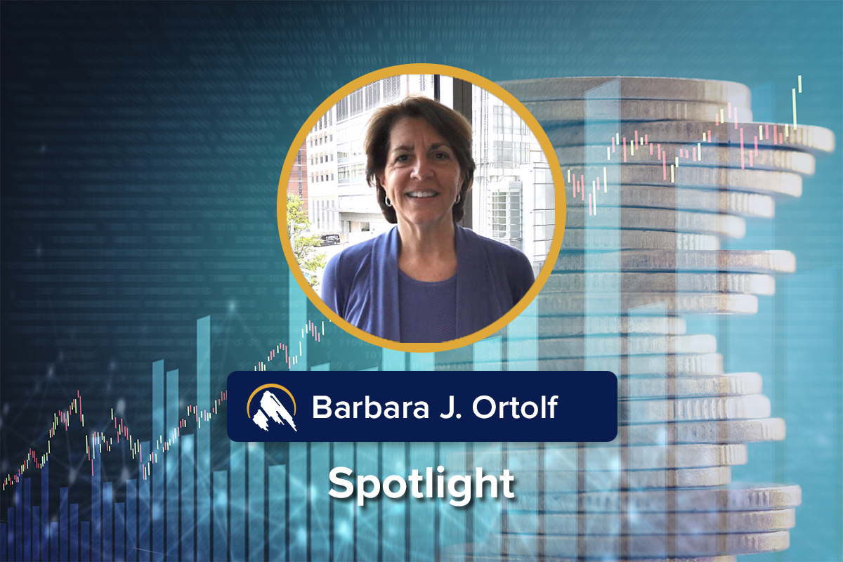 Spotlight on: Barbara J. Ortolf, MHA, CPA, CPMSM, CPCS