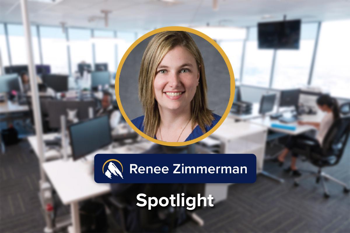 Spotlight on: Renee Zimmerman, RN, MSN, MBA, CPMSM, CPCS