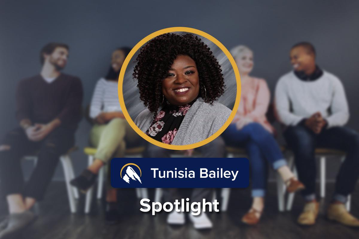 Spotlight on: Tunisia Bailey