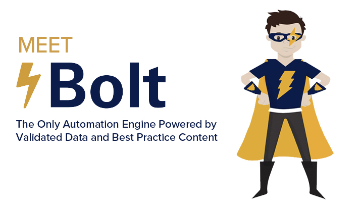 Meet Bolt - Automation Engine Powered by Validated Data